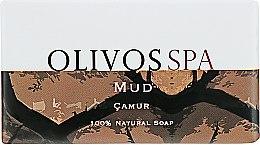 """Духи, Парфюмерия, косметика Натуральное оливковое мыло """"Очищающая грязь"""" - Olivos Spa Series Mud"""