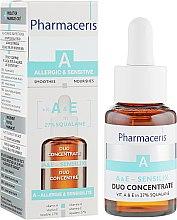Парфумерія, косметика Концентрат з вітаміном Е 8% - Pharmaceris А E-Sensilix Koncentrat