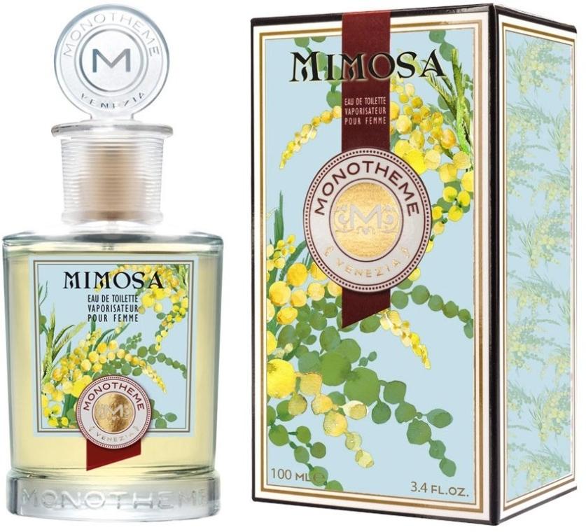 Monotheme Fine Fragrances Venezia Mimosa - Туалетная вода