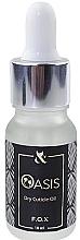 Духи, Парфюмерия, косметика Сухое масло для кутикулы - F.O.X Oasis Dry Cuticle Oil