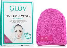 Духи, Парфюмерия, косметика Рукавичка для снятия макияжа, розовая - Glov On-The-Go Makeup Remover