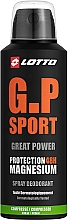 Духи, Парфюмерия, косметика Lotto Great Power Sport Spray Deodorant - Дезодорант-спрей