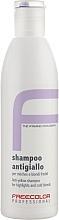 Духи, Парфюмерия, косметика Шампунь против желтизны волос - Oyster Cosmetics Freecolor Anti-yellow Shampoo