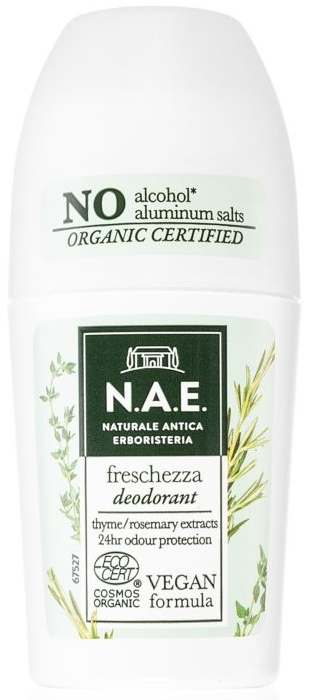 Роликовый дезодорант - N.A.E. Freschezza Deodorant