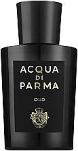 Парфумерія, косметика Acqua di Parma Oud Eau de Parfum - Парфумована вода
