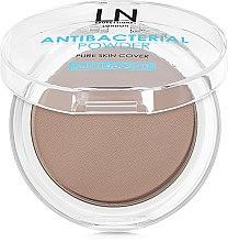 Духи, Парфюмерия, косметика Антибактериальная пудра для лица - LN Professional Antibacterial Powder