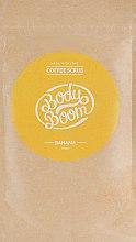 Духи, Парфюмерия, косметика Кофейный скраб, банан - Body Boom Coffee Scrub Banana