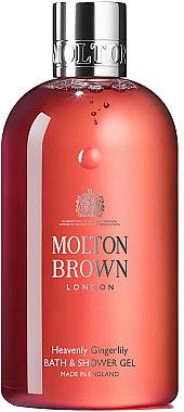 Molton Brown Heavenly Gingerlily - Гель для ванны и душа