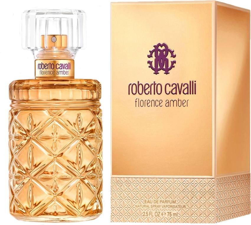 Roberto Cavalli Florence Amber - Парфюмированная вода