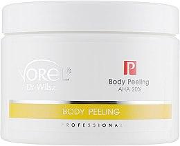 Духи, Парфюмерия, косметика Пилинг для тела AHA 20% - Norel Body peeling AHA 20%