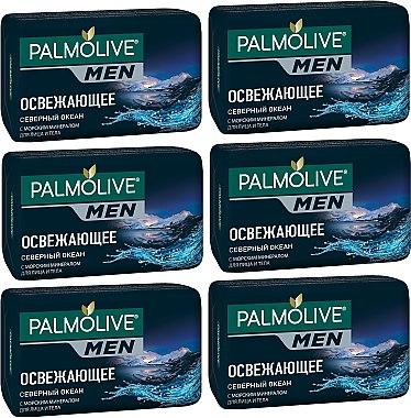 """Мыло """"Северный океан"""" с морскими минералами - Palmolive Men Soap"""