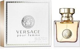 Духи, Парфюмерия, косметика Versace Pour Femme - Парфюмированная вода