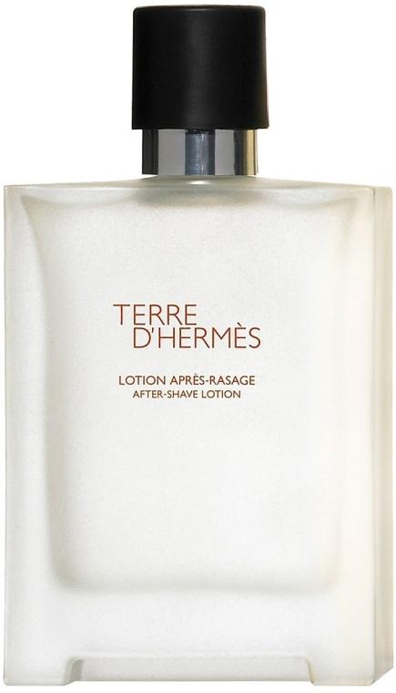 Hermes Terre d'Hermes - Лосьон после бритья
