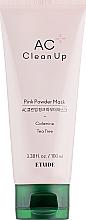 Духи, Парфюмерия, косметика Успокаивающая маска для проблемной кожи - Etude House AC Clean Up Pink Powder Mask