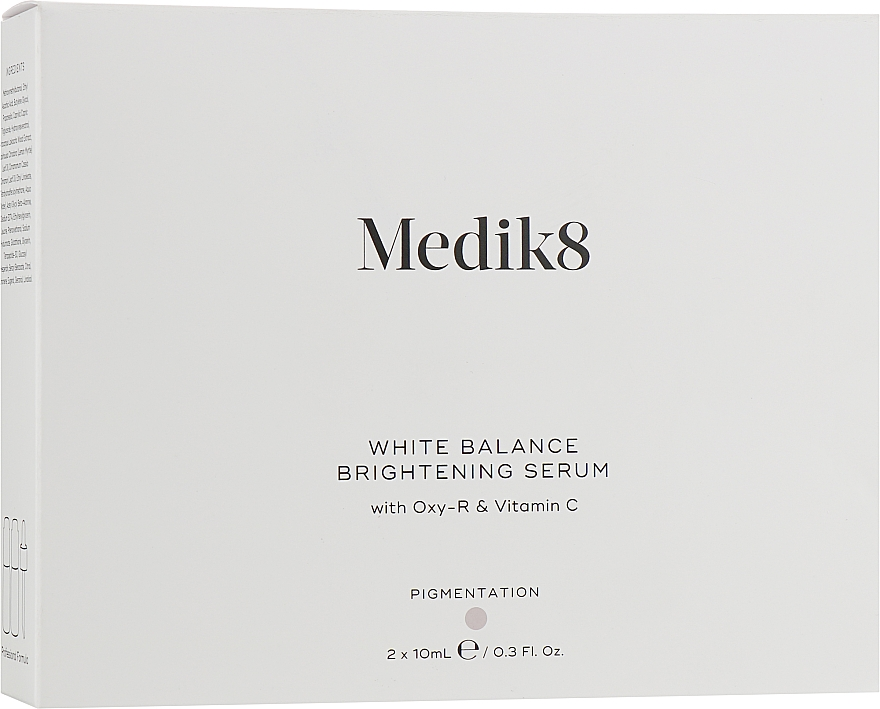 Сыворотка от пигментации - Medik8 White Balance Brightening Serum