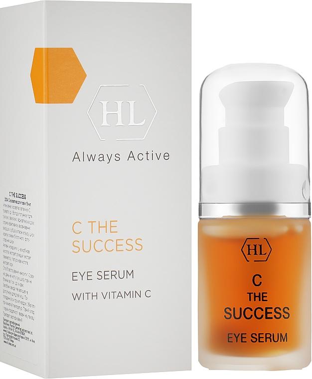 Сиворотка для повік - Holy Land Cosmetics C The Success Eye Serum — фото N2