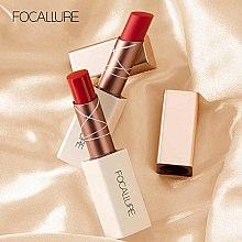 Кремовая помада для губ - Focallure Chocolate Creamy Lipstick — фото N6