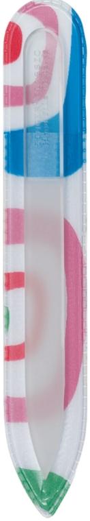 Стеклянная пилка 2-х сторонняя 120мм, FG-02-12 - Zinger