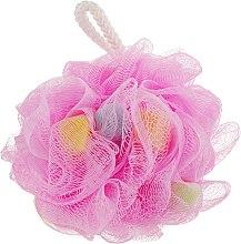 Духи, Парфюмерия, косметика Мочалка для душа, 1928, розовая - SPL Bath Shower Sponge