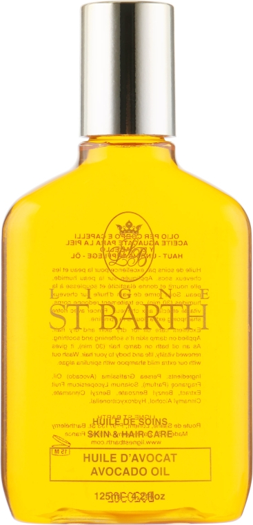 Масло авокадо - Ligne St Barth Avocado Oil