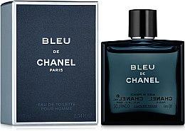 Духи, Парфюмерия, косметика Chanel Bleu de Chanel - Туалетная вода (мини)