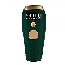 Духи, Парфюмерия, косметика Лазерный эпилятор, W-1092, зеленый - Deni Carte Laser Hair Removal IPL
