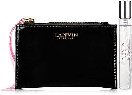 Духи, Парфюмерия, косметика Lanvin Jeanne Lanvin - Набор (edp/7.5ml + mini bag)