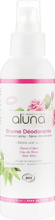 "Дезодорант-спрей ""Роза"" - OSMA Aluna Deodorant Spray"