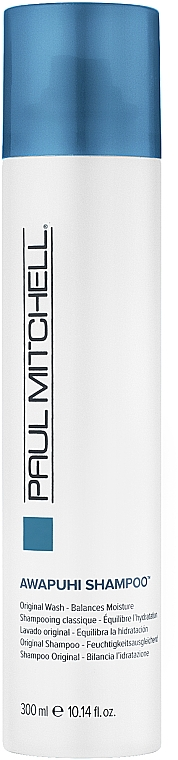 Увлажняющий и объемообразующий шампунь - Paul Mitchell Awapuhi Shampoo
