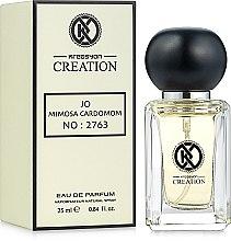 Духи, Парфюмерия, косметика Kreasyon Creation Mimosa Cardomom - Парфюмированная вода