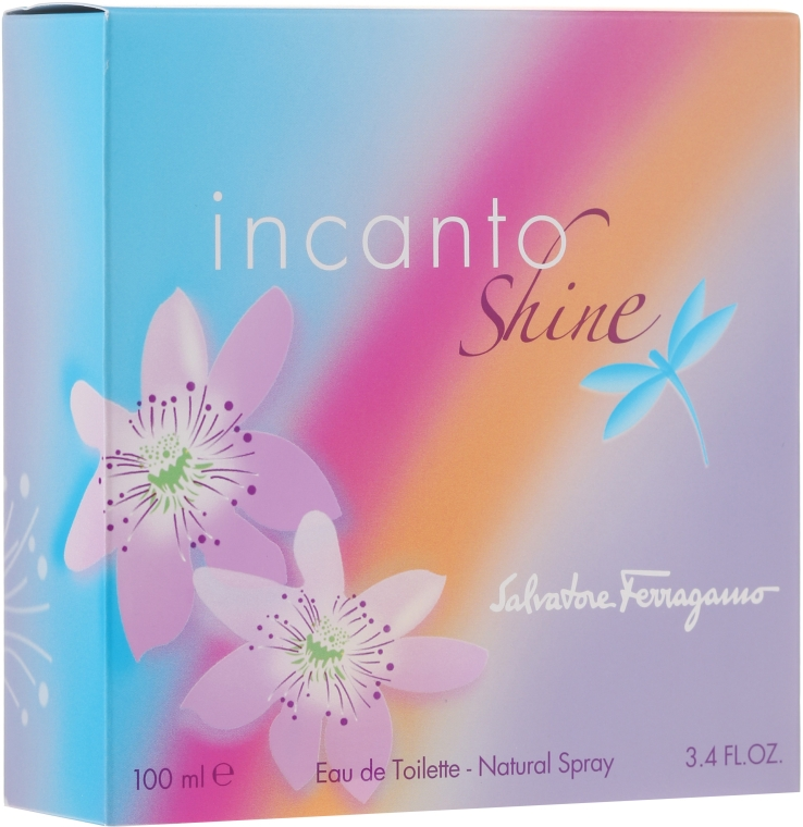 Salvatore Ferragamo Incanto Shine - Туалетная вода