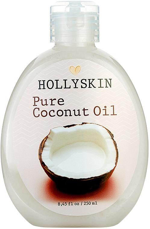 Кокосовое масло для тела - Hollyskin Pure Coconut Oil