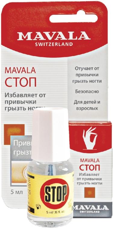 Средство против обкусывания ногтей - Mavala Stop — фото N2