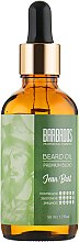 Парфумерія, косметика Олія для бороди - Barbados Beard Oil Jean Bart
