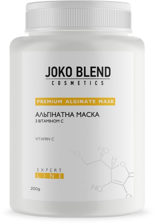Альгинатная маска с витамином С - Joko Blend Premium Alginate Mask — фото N5