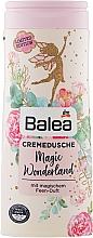Духи, Парфюмерия, косметика Крем-Гель для душа - Balea Magic Wonderland Shower Gel