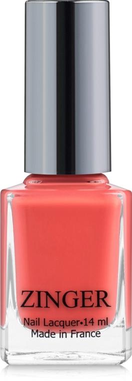 "Лак для ногтей ""Beauty"" - Zinger Nail Lacquer"