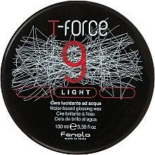 Духи, Парфюмерия, косметика Воск-блеск на водной основе - Fanola Light Water-Based Glossing Wax