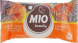 """Духи, Парфюмерия, косметика Мыло """"Облепиха и мед"""" - Мыловаренные традиции Mio Beauty"""