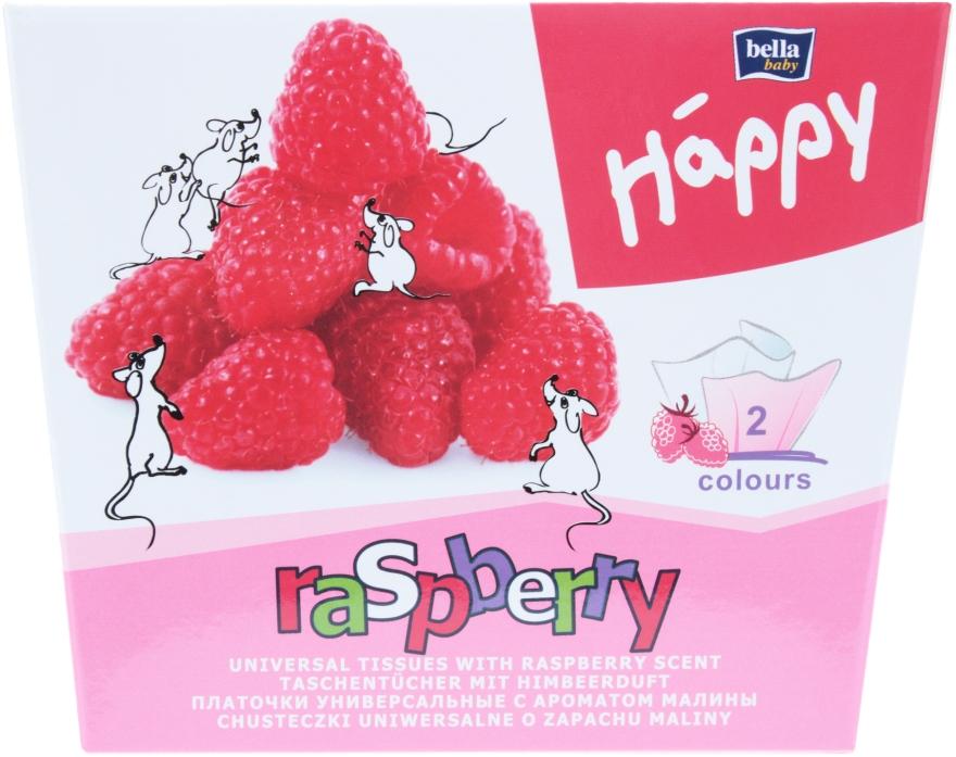 Салфетки универсальные, raspberry - Bella Baby Happy