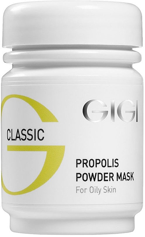 Прополісна пудра для жирної шкіри - Gigi Propolis Powder — фото N3