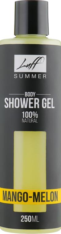 """Натуральный гель для душа """"Манго-Дыня"""" - Luff Shower Gel Mango-Melon"""