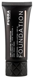 Матирующая тональная основа - Pudra Cosmetics Foundation