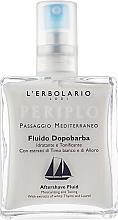 Парфумерія, косметика Емульсія після гоління - l'erbolario Fluido Dopobarba Periplo