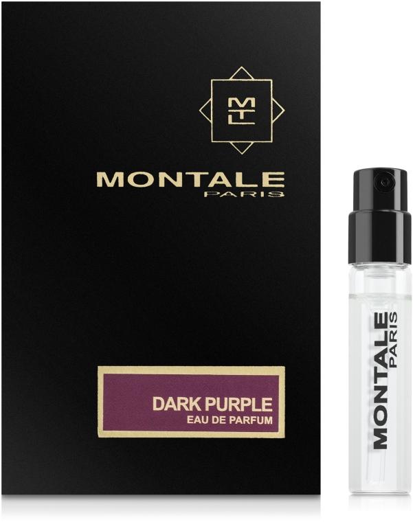 Montale Dark Purple - Парфюмированная вода (пробник)