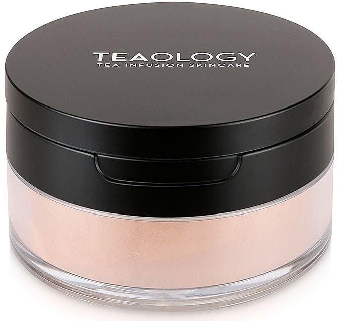 Рассыпчатая пудра для лица - Teaology White Tea Perfecting Powder