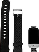 Духи, Парфюмерия, косметика Фитнес-браслет - Amico Go Run Thermometer Pulseoximeter Ad Tonometer Black
