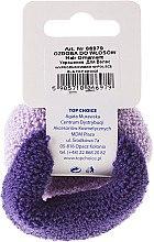 Духи, Парфюмерия, косметика Резинки для волос, фиолетовые mix - Top Choice
