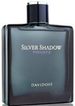 Духи, Парфюмерия, косметика Davidoff Silver Shadow Private - Туалетная вода (тестер с крышкой)