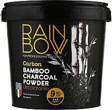 Духи, Парфюмерия, косметика Обесцвечивающий угольно-бамбуковый порошок для осветления волос - Rainbow Professional Carbon Bamboo Charcoal Powder